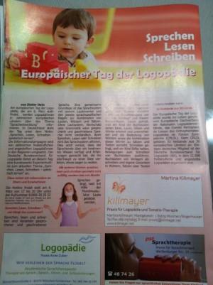 Informieren Sie sich in der aktuellen Ausgabe des Zwergerl Magazins über unser Fachbereich!